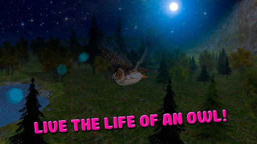 Owl Bird Survival Simulator 3D