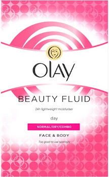 Olay Base Beauty Fluid Face And Body Moisturiser - 200ml
