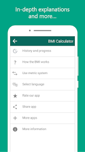 My BMI: Ideal Weight and BMI Calculator