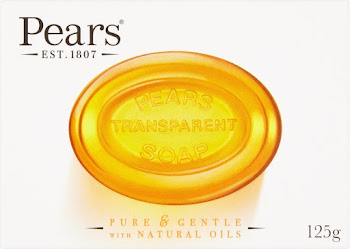Pears Pure and Gentle Transparent Soap - 125g