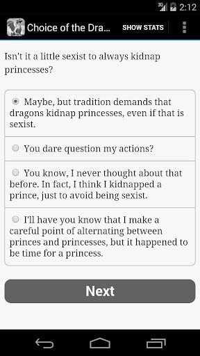 Choice of the Dragon screenshot 3