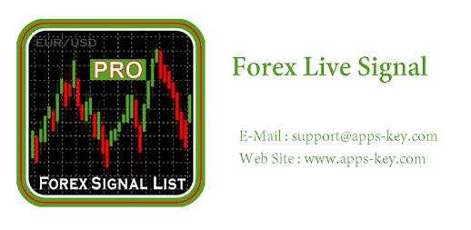 Forex Live Signal Pro APK - apkname com