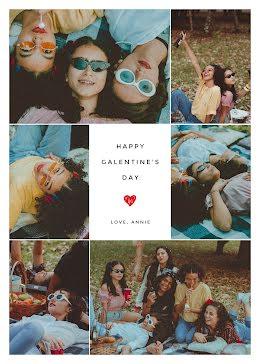 Love, Annie - Valentine's Day Card item