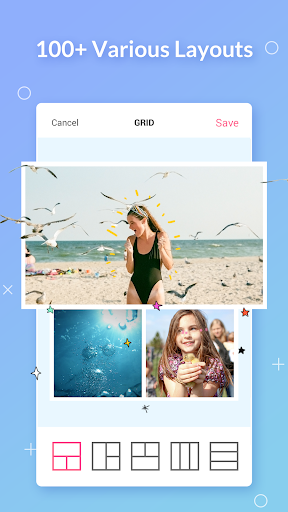 Screenshot for Photo Editor: Pic Collage in United States Play Store