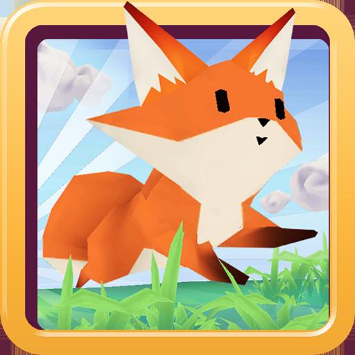 Animalo Run 3d: Lisek, Jeżyk, Królik i Krecik