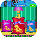 Potato Chips Snack Factory: Fries Maker Simulator icon
