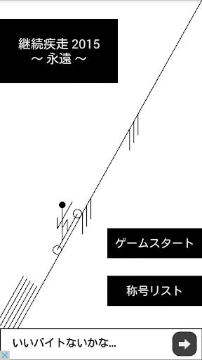 継続疾走 2015~永遠~とにかくタップし続けろ!!