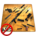 Weapon stripping 3D NoAds icon