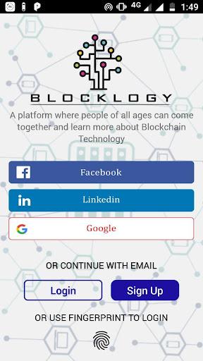 Blocklogy screenshot 3