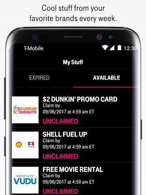 T-Mobile Tuesdays - screenshot