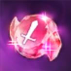 野望の武器のクリスタル