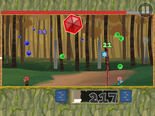 Bubble Struggle: Adventures screenshot 12