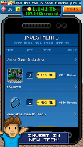 Bitcoin Billionaire screenshot 6