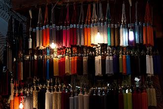 Photo: Tassels, everywhere