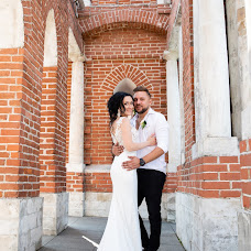 Wedding photographer Yana Ermakova (fottograff). Photo of 02.09.2018