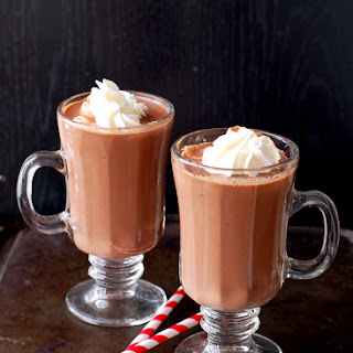 Butter Baby Hot Chocolate.