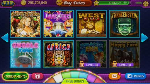 Slots Megamillionaire