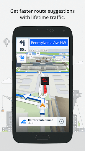 GPS Navigation & Maps Sygic screenshot 3