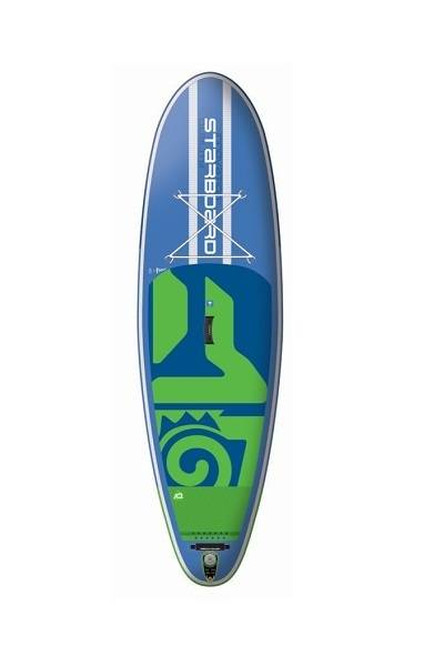 inflatable sup - Starboard Whopper Zen - 10'0