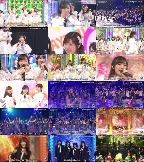 (TV-Music)(1080i+720p) AKB48 46G – Music Station Super Live 2017 171222