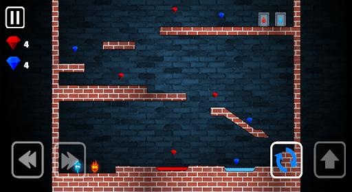 Télécharger Feu et eau - Escape mod apk screenshots 1