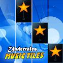 Piano Undertale Music Tiles icon