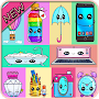 How To Draw Cute Items APK icon