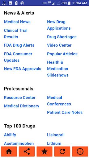 Medicine Names Uses screenshot 3