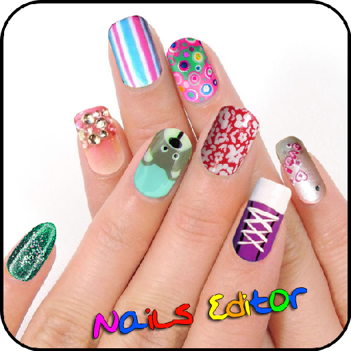 Nails Photo Editor