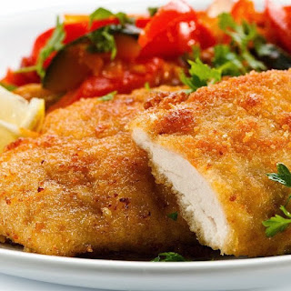 Baked Chicken Cutlets Panko Recipes
