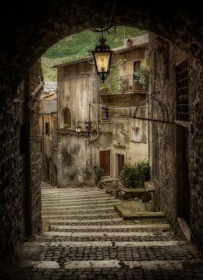 Subiaco (Roma) uno dei Borghi più belli d'Italia di Elebrusco
