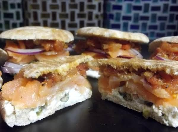 Nova Tomato Compote Sammies Recipe