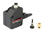 Bondtech Extruder with E3D V6 Hotend and Hardened Steel Nozzle