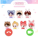Bts Fake call - Bts Video Call icon