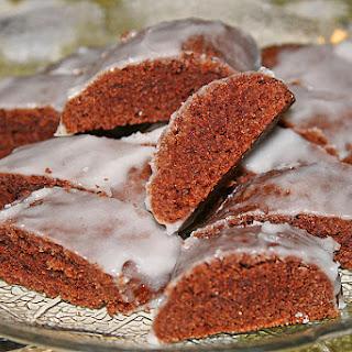 Ingredients Christmas Cookie Alpenbrot Recipe