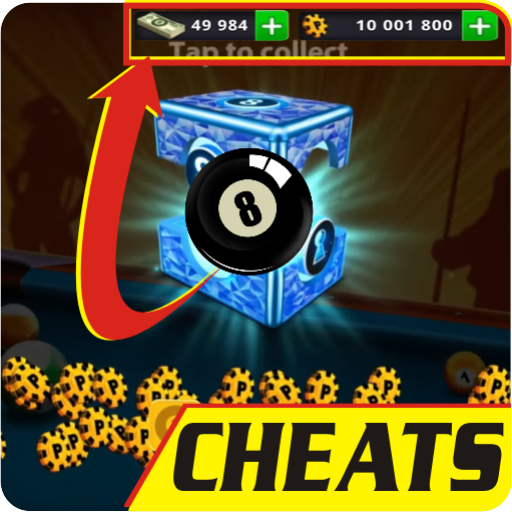 Download CheatS 8 Ball Pool for PC