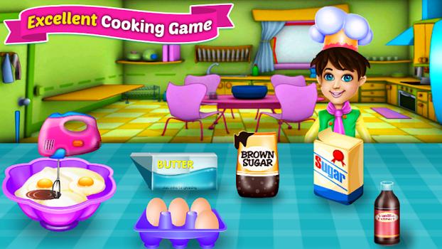 Bake Cupcakes - Cooking Games