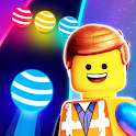 Lego Movie - Everything Is Awesome Road EDM Dancin icon