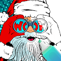 2021  Christmas Coloring Book icon