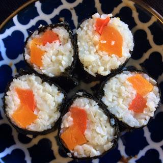 Grain-free Sushi Rice