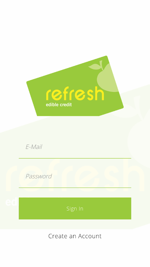 Refresh Loyalty UniLeeds- screenshot