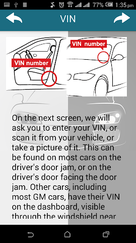 android Buy My Car Screenshot 3