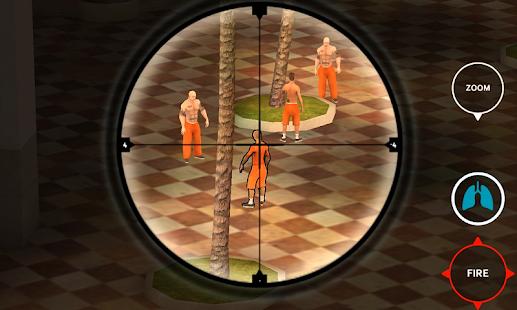 Miami SWAT Sniper Game Screenshot