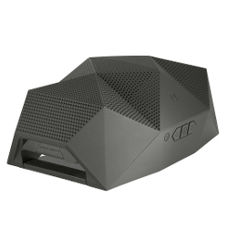 Outdoor Tech OT4200 Big Turtle Shell - Ultra Loud Rugged Bluetooth 4.0 Wireless Boombox Powerbank