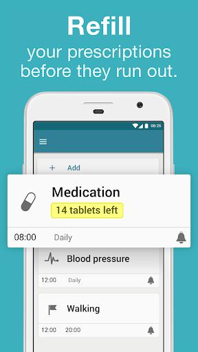 Medication Reminder & Pill Tracker  screenshots 4