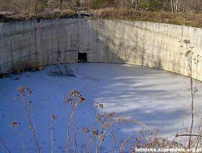 Photo: Wnętrze jednego ze zbiorników