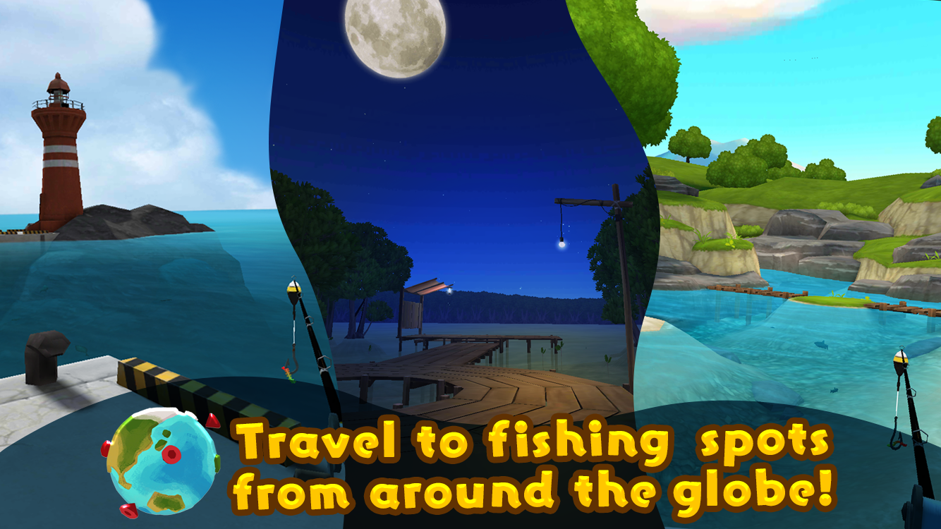 Fishing Star VR- screenshot
