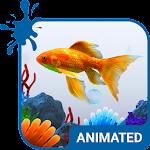 Aquarium Animated Keyboard Icon