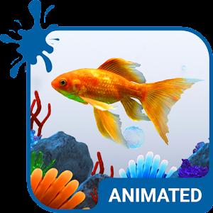 Aquarium Animated Keyboard for PC