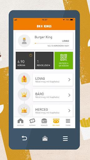 BURGER KINGu00ae Magyarorszu00e1g 1.0.75 Screenshots 4